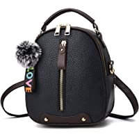 COWORLD Mini Backpack Purse Women Backpack for Work Hiking Travel Daily Use