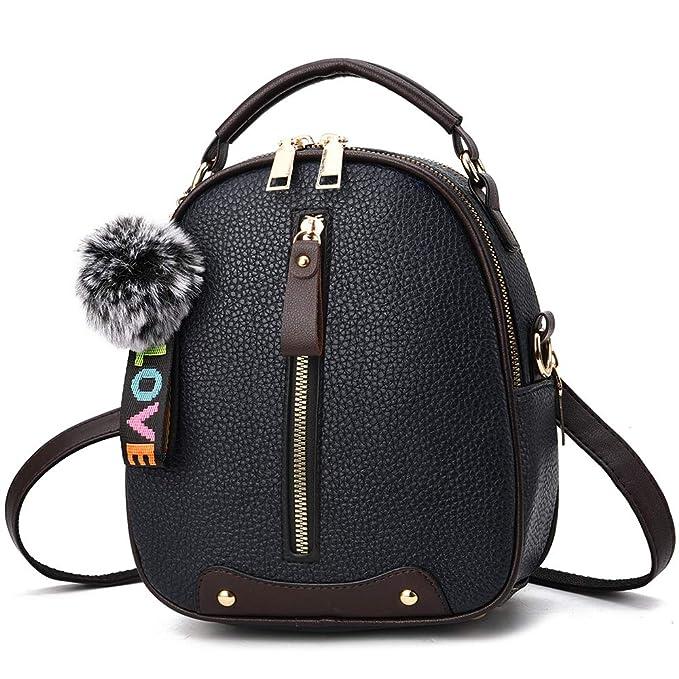 Amazon.com: COWORLD Mini mochila bolso mujer mochila para ...