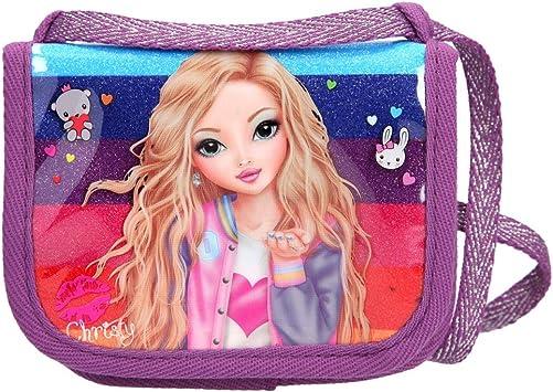 Top Model Monedero Colgante Topmodel Friends Purpurina Monedero, 25 cm, Multicolor: Amazon.es: Equipaje