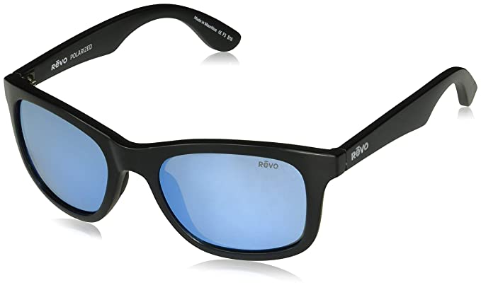 7325c6317d Image Unavailable. Image not available for. Color  Revo Unisex RE 1000  Huddie Polarized Sunglasses ...