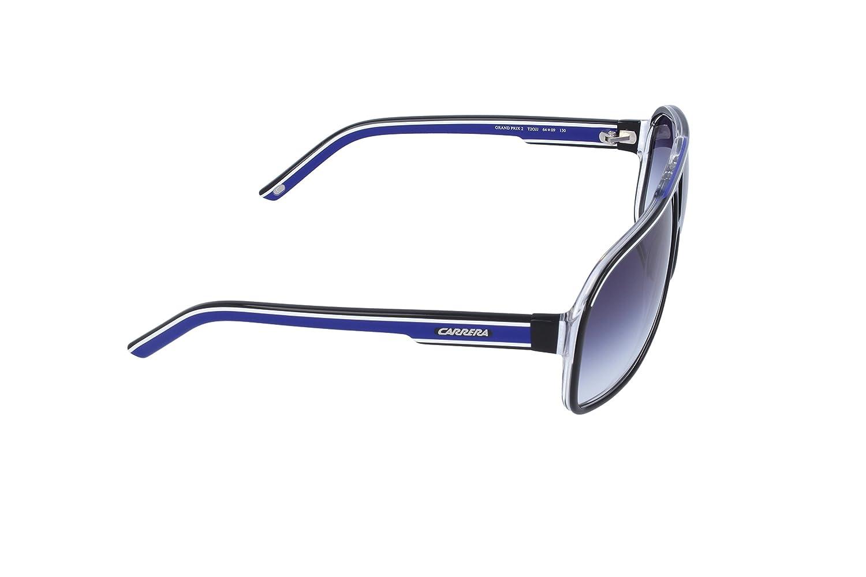 Carrera mixte adulte Grand Prix 2 08 T5C 64 Montures de lunettes, Noir  (Black Crystal Blue E Dark e)  Amazon.fr  Vêtements et accessoires a6e5e275bb38