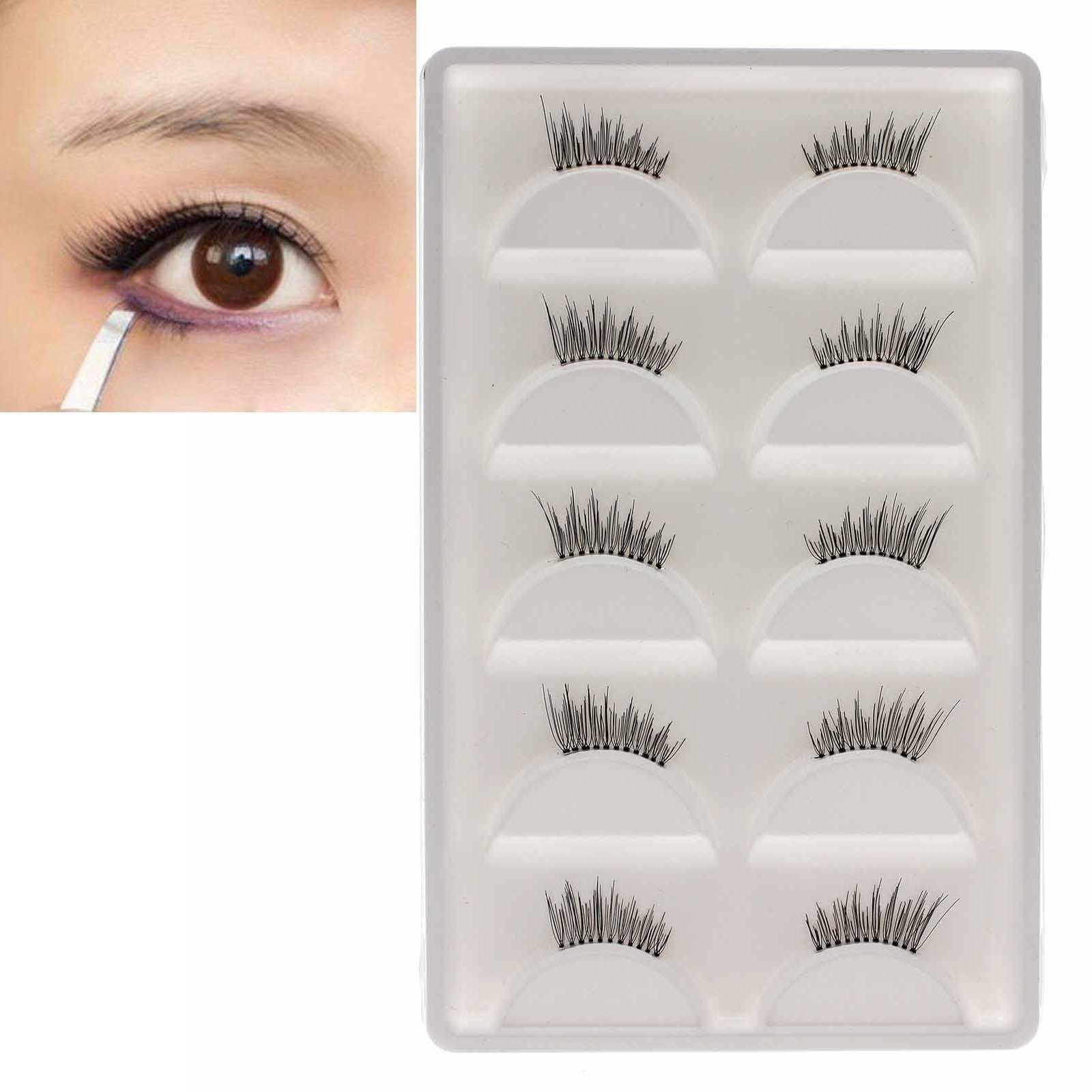 MMRM superior Falso pestañas largas pestañas belleza herramienta de maquillaje cosmético product image