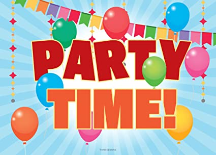 Party Invitations Cards 25 Pieces