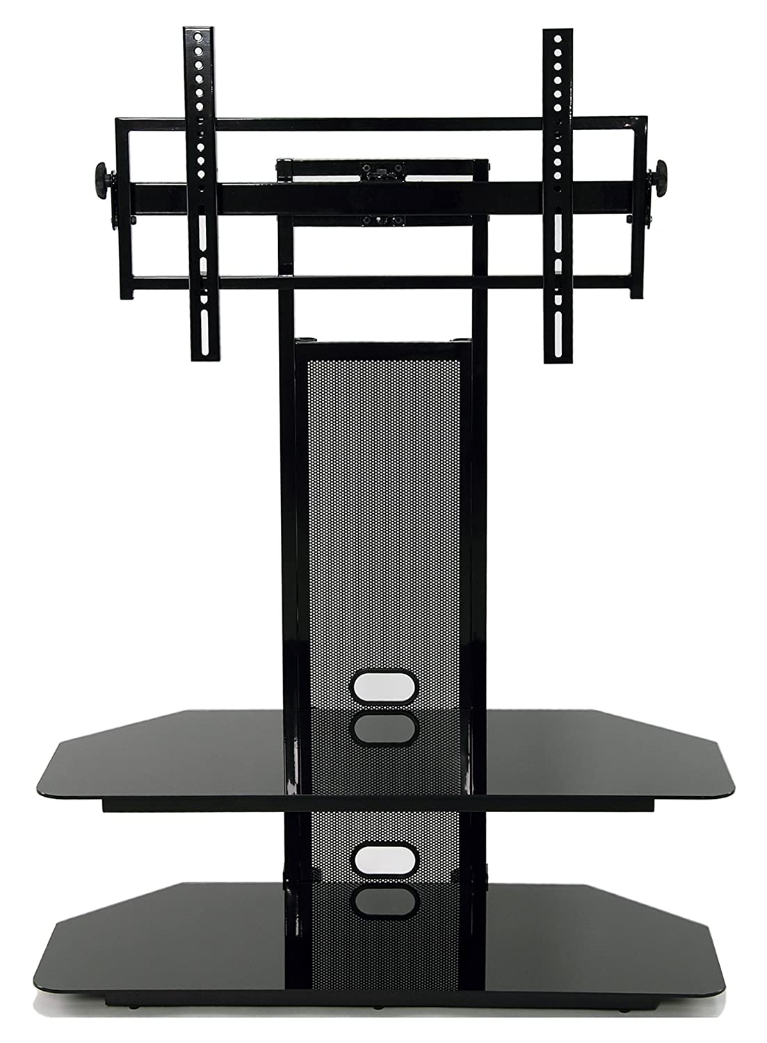 TransDeco TV Stand with Universal Mounting System for 35 to 65-Inch LCD LED TV