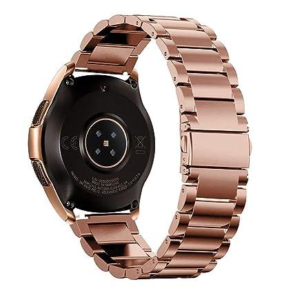 Amazon.com: Kuxiu - Correa de repuesto para reloj de pulsera ...