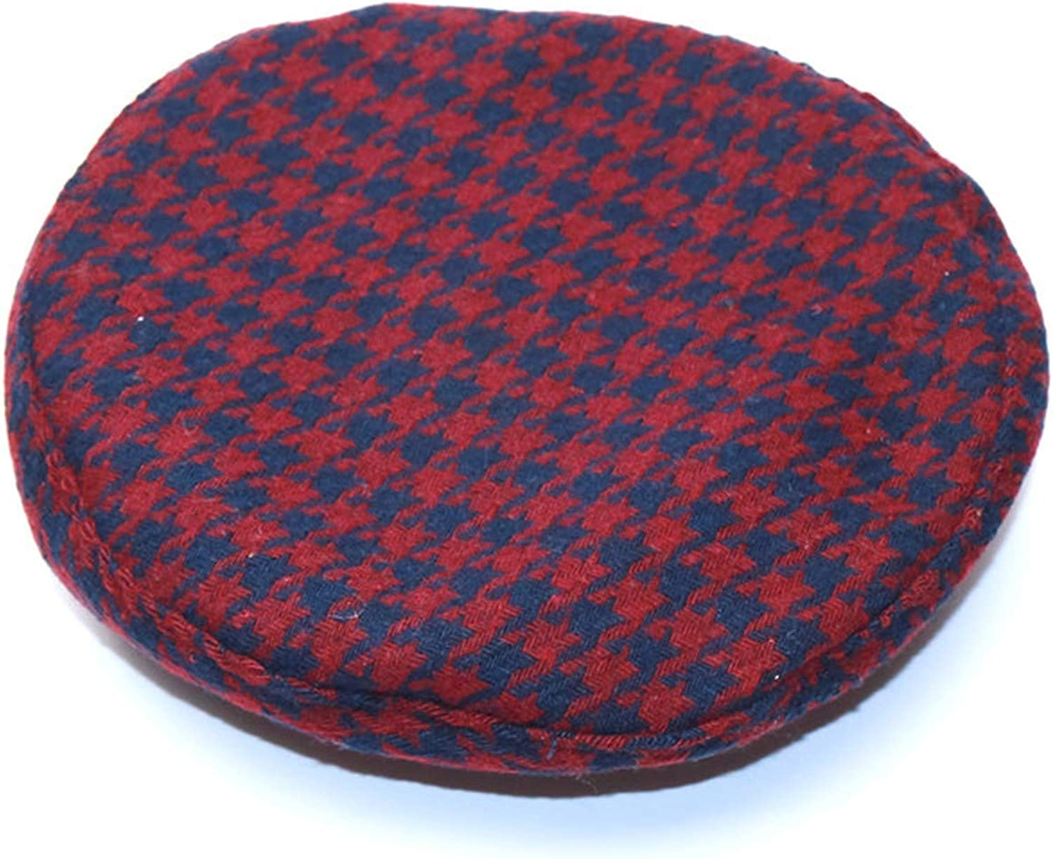 Winter Plaid Beret Hats...