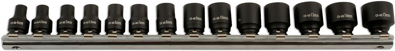 4-inch /ø 1/% 2f 10,16 cm Laser 5961-Bussola Impact confezione da 14