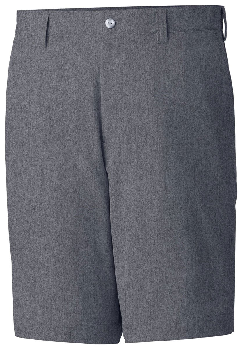 Cutter & Buck Men's Big & Tall Front Slash Pockets Short, Sweater Grey, 38T