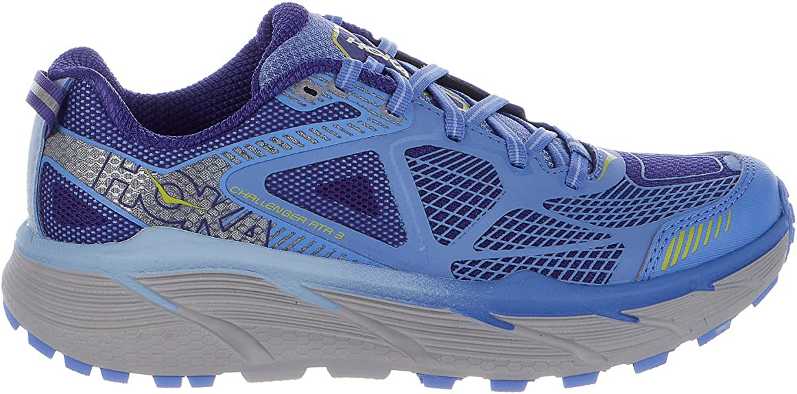 HOKA ONE ONE Challenger ATR 3 Trail Running Shoes - Persian Jewel - Womens - 6: Amazon.es: Zapatos y complementos