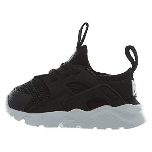 ac8318879a37 NIKE Huarache Run Ultra Toddler s Shoes Black White 859594-002 (4 M US