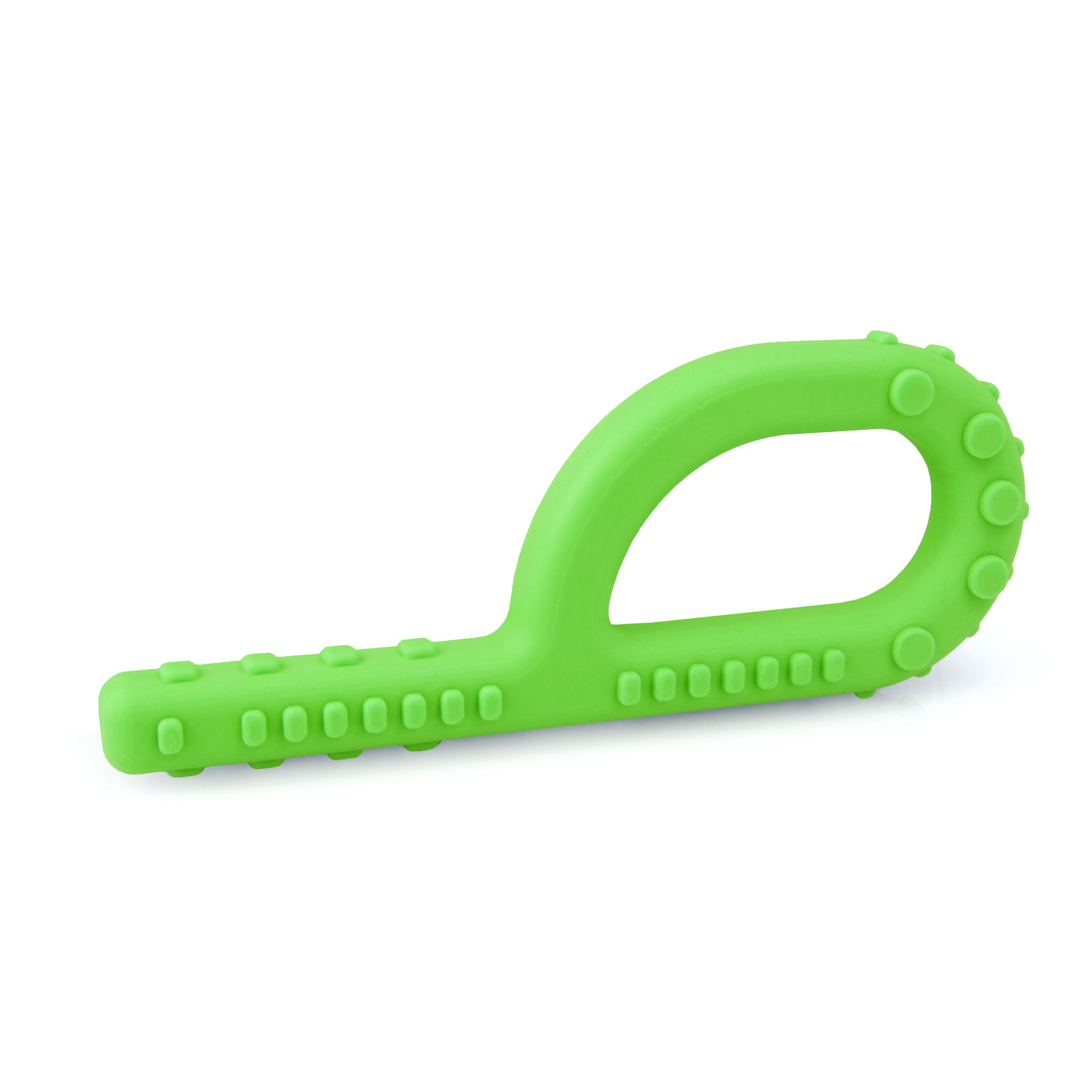 ARK's Textured Grabber XT - Extra Tough Sensory Oral Motor Chew Tool