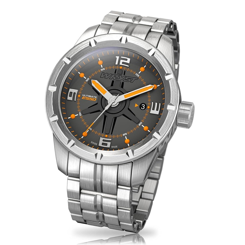 Metall Schweizer Uhr wryst Ultimate ES50