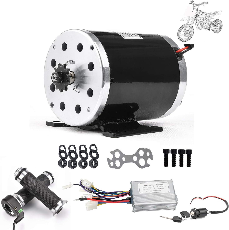 36 48 VDC Thumb Speed Throttle Controller kit for DC motors 1200 Watts@48V 24