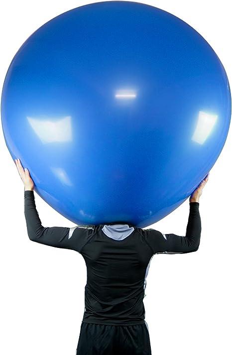 72 Inch Reusable Giant Jumbo Round Latex Climb-in Balloon For Wedding//Birthday