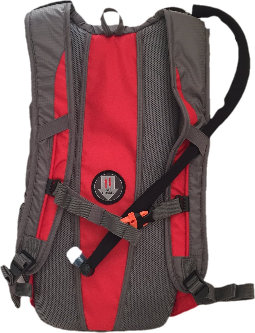 Amazon.com : Ridgeway by Kelty 2 Liter Hydration Pack - Red : Sports & Outdoors
