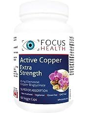 Active Copper Bisglycinate 8 mg