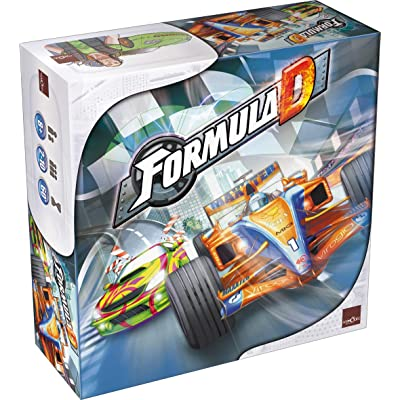 Formula D: Toys & Games