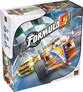 Asmodee FD01 Formula D Board Game