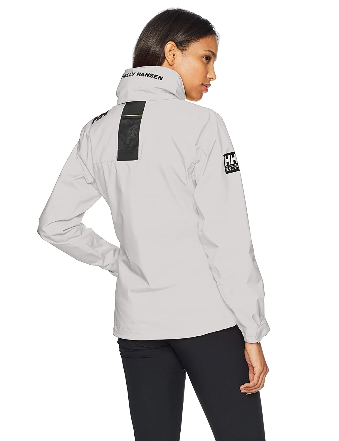 Helly Hansen W Crew Hooded Midlayer Jacket Giacca Donna