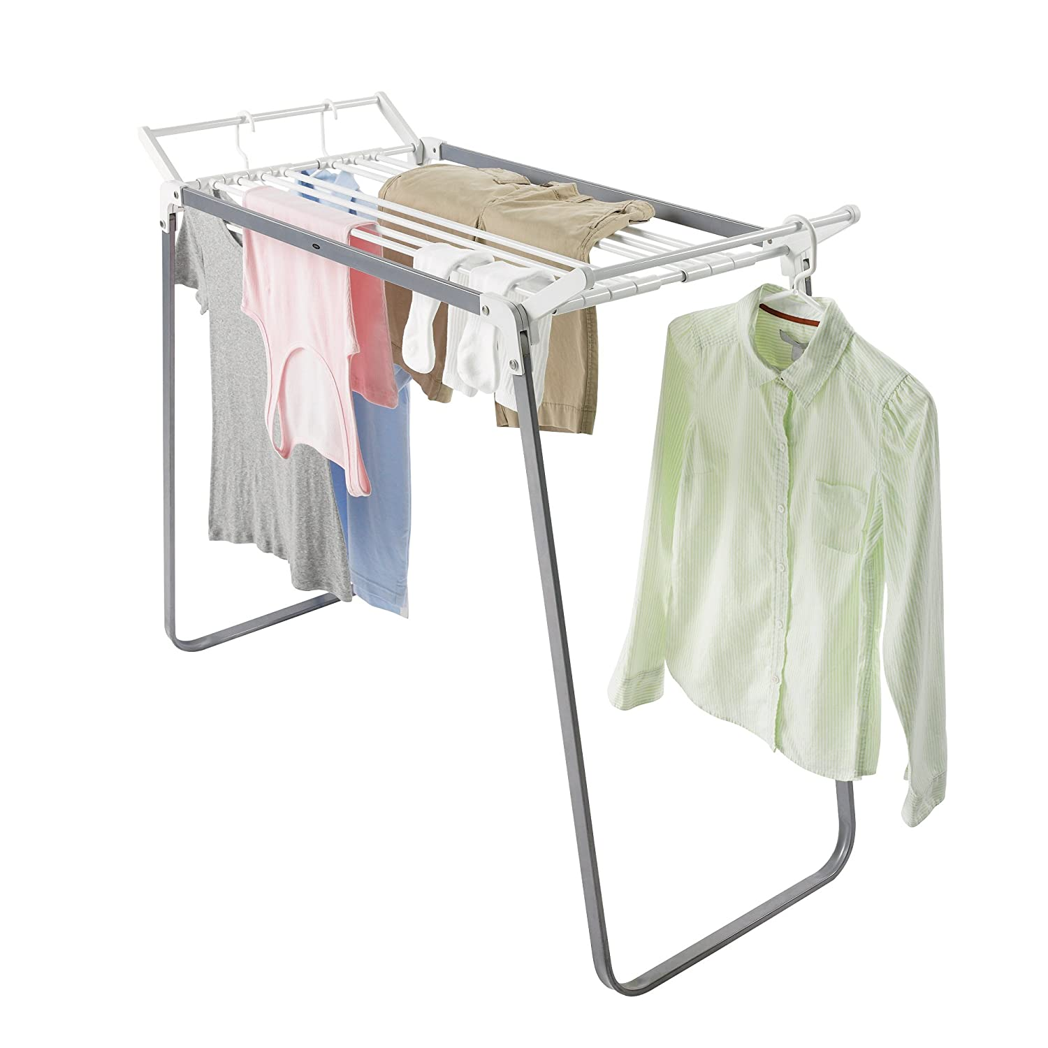 Small Folding Clothes Drying Rack For Camping and RV