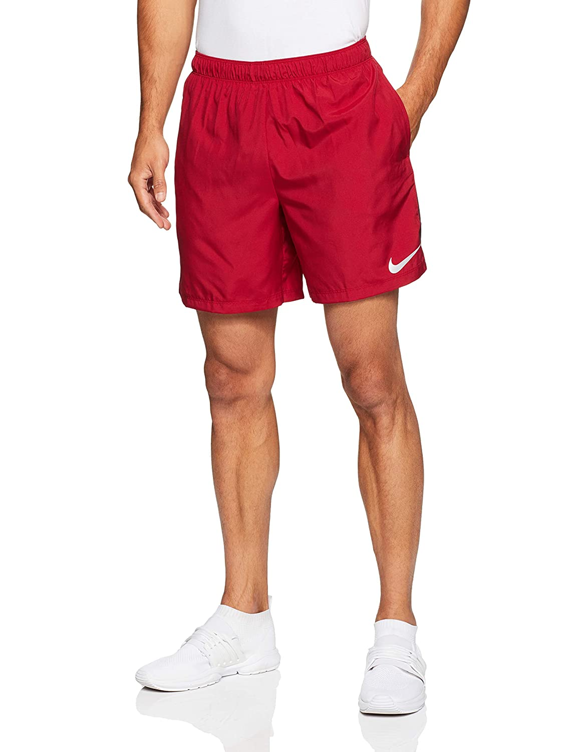 TALLA FR : S (Taille Fabricant : S). Nike Challenger Short 12.5cm Hombre