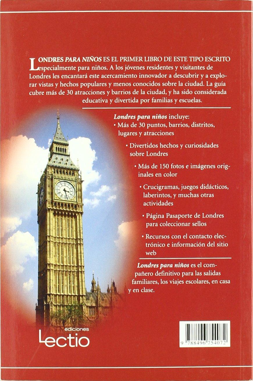 Londres Para Ninos Aventuras En La Ciudad Con Actividades Juegos