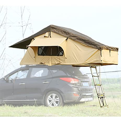 YAAO Vehicle Rooftop Tent SUV Car Folded Tent & Amazon.com : YAAO Vehicle Rooftop Tent SUV Car Folded Tent ... memphite.com