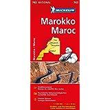 Marokko (Michelin Nationalkarte)