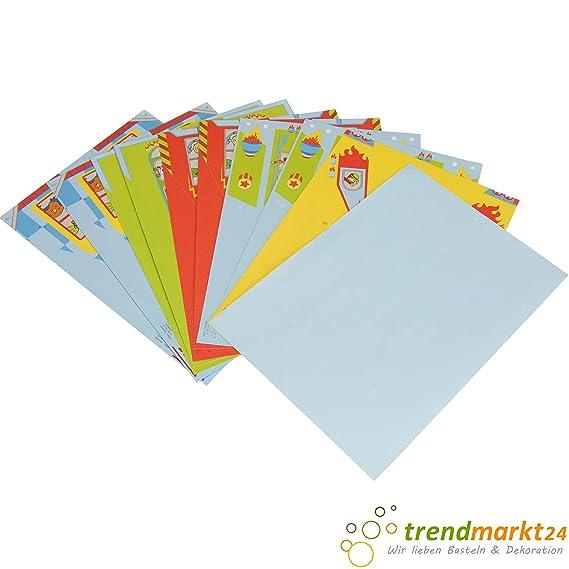 Papierflieger Set 10 Papiere Din A4 Mit Anleitung Flieger
