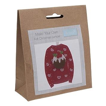 llama Kit de decoración de navidad de fieltro Trimits