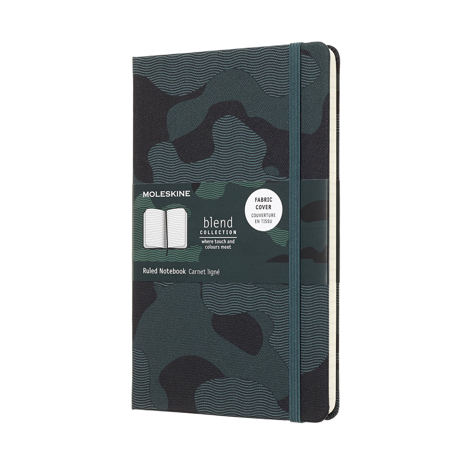 Moleskine Limited Collection Notebook Blend, Large, Ruled,..