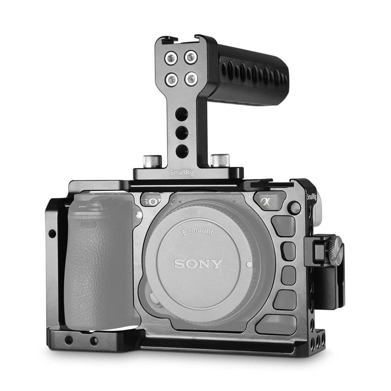 Smallrig 1968 Camera A6500 Cage Kit For Sony Alpha 6500 A...