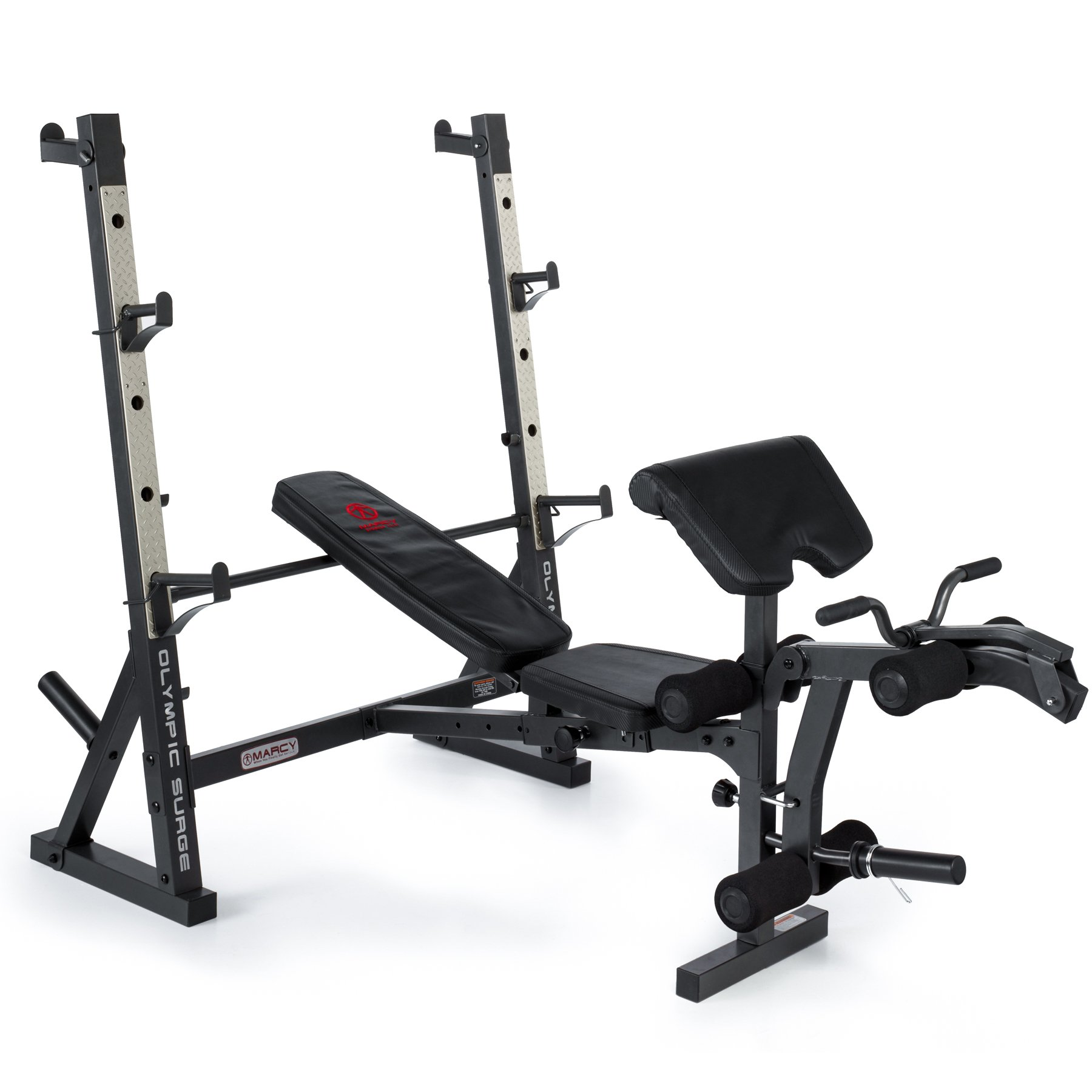 Marcy Diamond Elite Olympic Weight Bench by Marcy