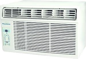 Window-Mounted Air Conditioner, 6000 BTU