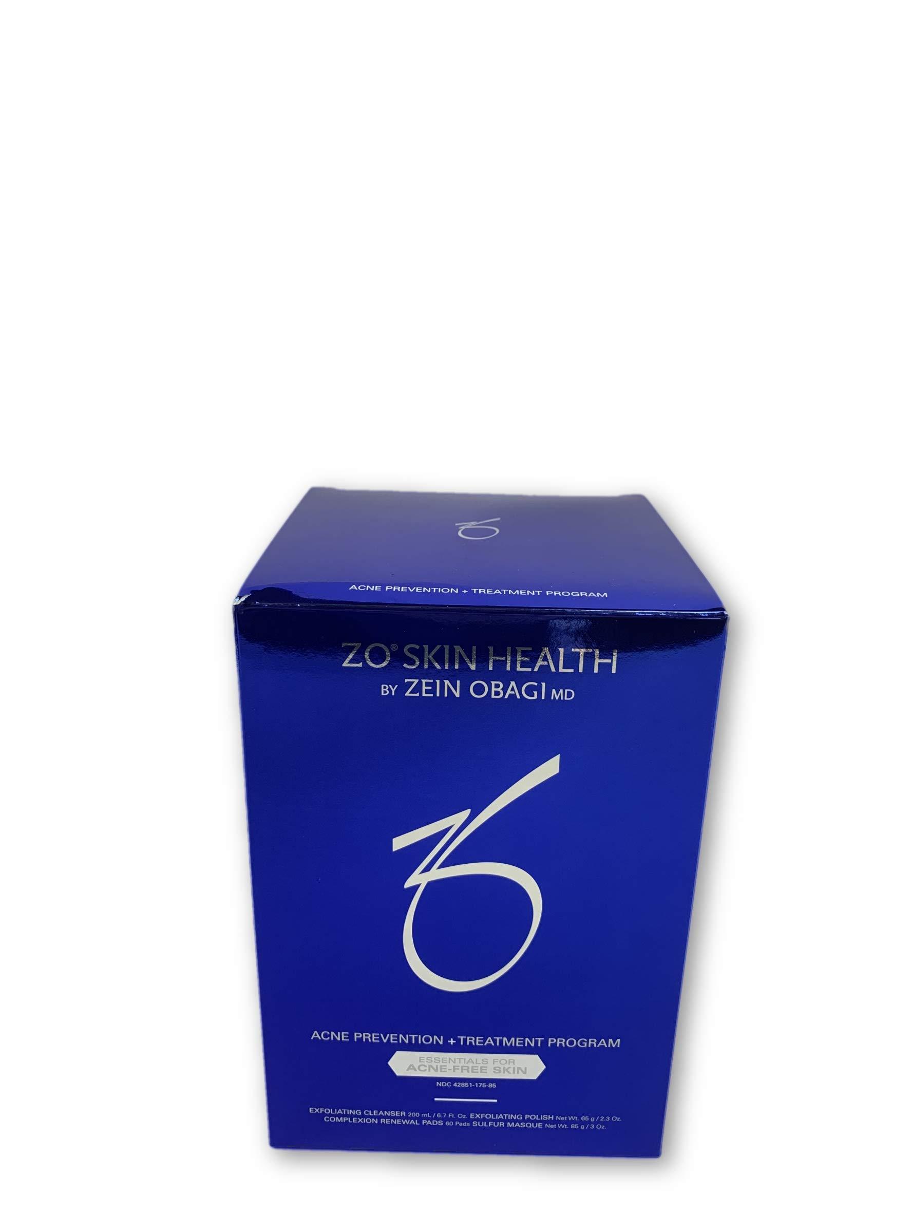 ZO Skin Health Acne Prevention + Treatment Program