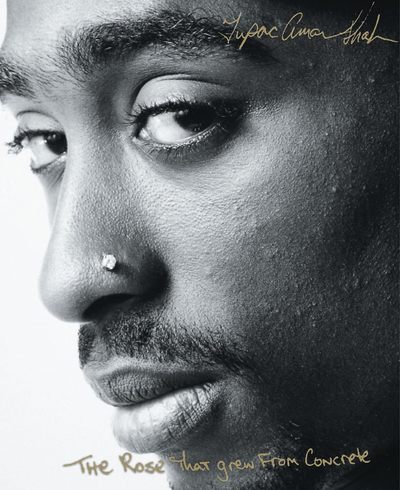 The Rose That Grew From Concrete Tupac Shakur 9780671028459