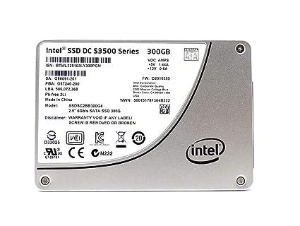 Intel DC S3500 Unidad de Estado sólido 300 GB Serial ATA III MLC ...