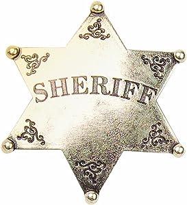 Denix Old West Sheriff's Badge