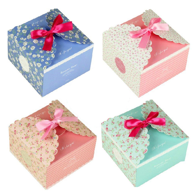Cajas de regalo para guardar sorpresas, 12 unidades ...