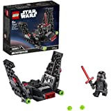 LEGO Star Wars: Kylo Ren's Shuttle Microfighter 75264 Building Kit