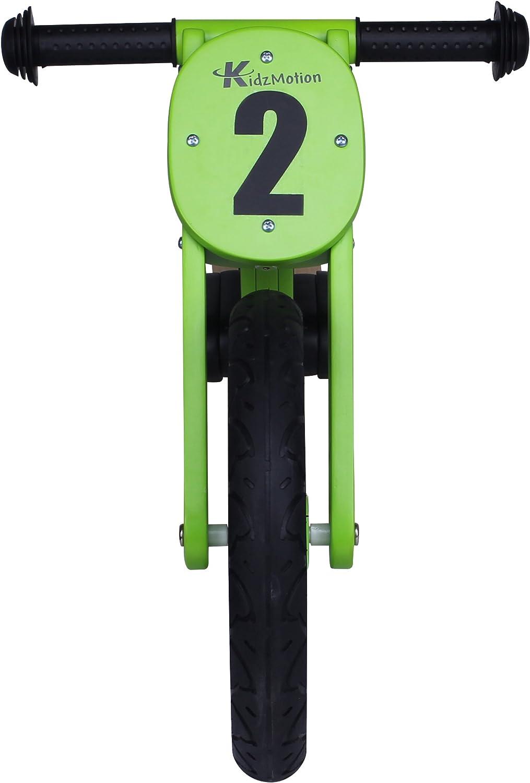Super Saturday Kwaka Wooden Motorbike Balance Bike First