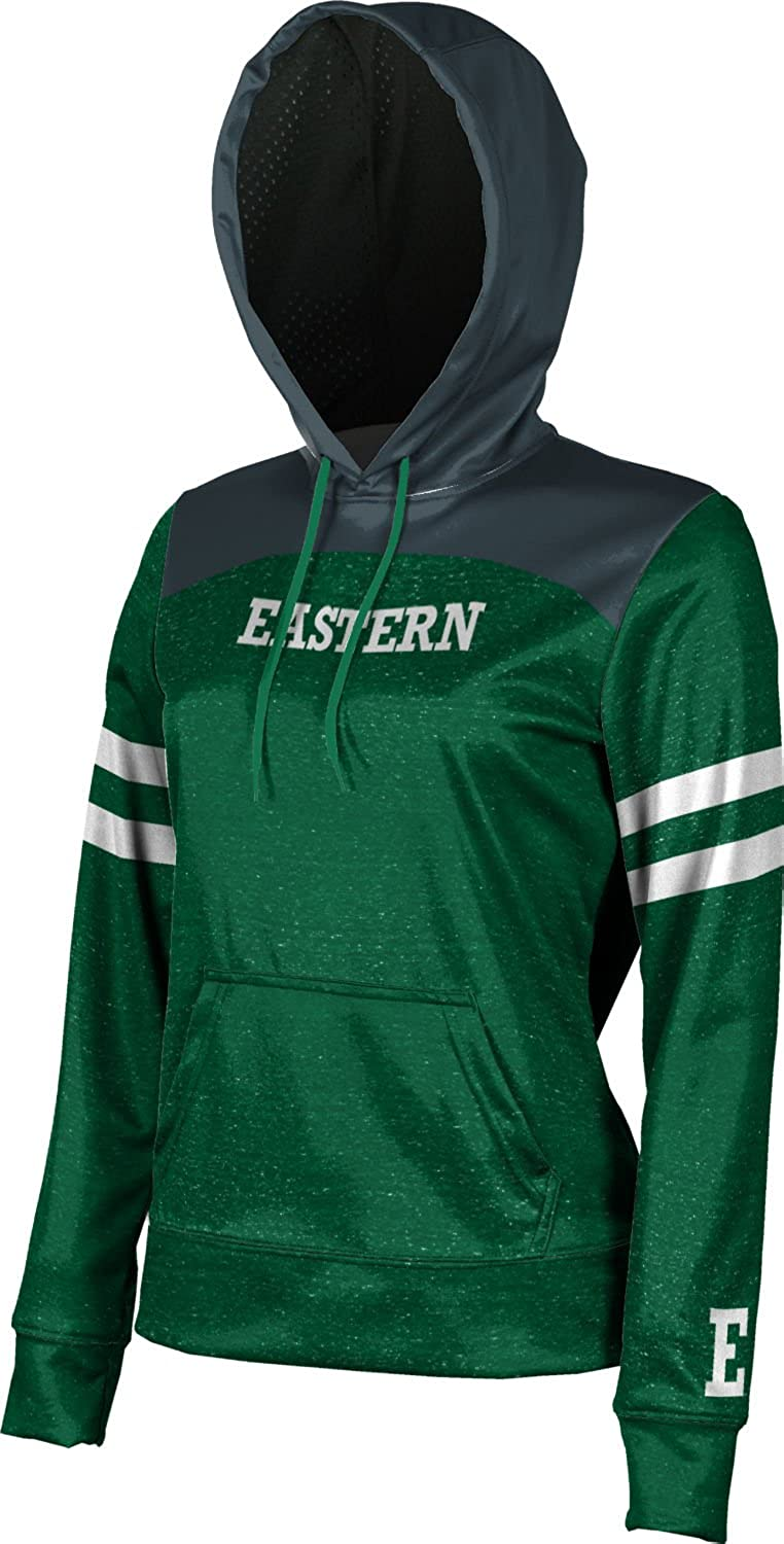 Eastern Michigan University Girls Pullover Hoodie Game Time School Spirit Sweatshirt