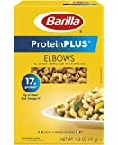 Barilla Protein Plus Pasta, Elbows, 14.5 Ounce (Pack of 8)