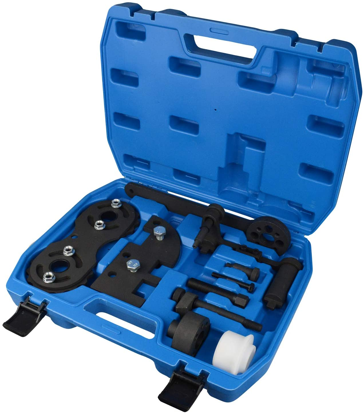 Camshaft Alignment Tool Kit for New Volvo 2.0T S60 S80 V60 V70 XC60 XC70 XC80 Engines Timing Belt AUTOOL Camshaft Chain Timing Tool