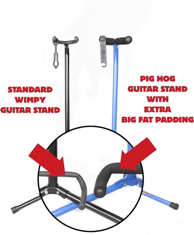 PigHog Electric Guitar Stand PHGSBL