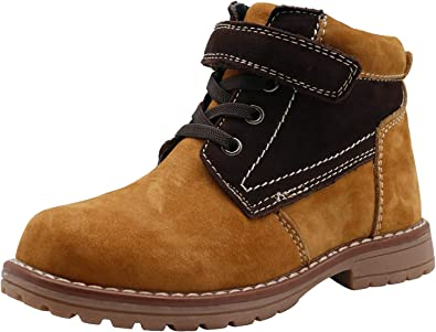 Apakowa Bottes /& Bottines B/éb/é Gar/çon Mode pour Gar/çons Martin Sneakers Chaussures