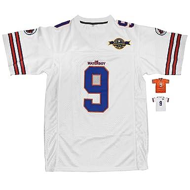 Amazon.com  Micjersey Waterboy Football Jersey 27121e0a6