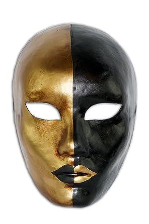Magic of Venezia Máscara de Rostro Veneciano Volto Ducale para Hombres y Mujeres