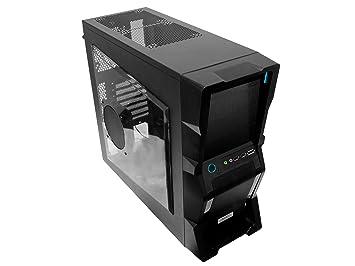 NZXT M59 Midi-Tower 500W Negro carcasa de ordenador - Caja de ordenador (Midi