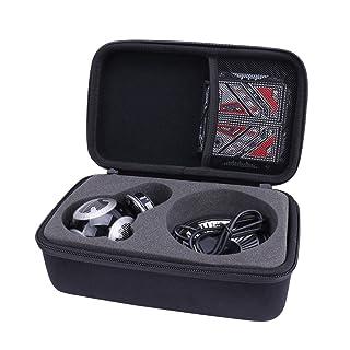 Per Sphero R001SRW Bundle BB-8 Droid Interactive Star Wars Special Edition,fits bracelet Force Band EVA Borsa da viaggio Custodia caso scatola by Khanka .